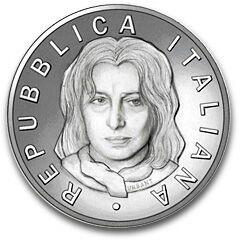MONETA ANNA MAGNANI 2008